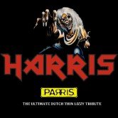 HARRIS & PARRIS – IRON MAIDEN & THIN LIZZY Tribute Night