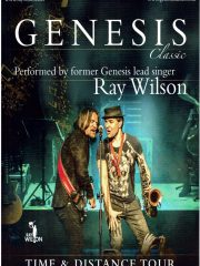 RAY WILSON – Genesis Classic: Time & Distance Tour