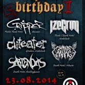 DEATH METAL BIRTHDAY II