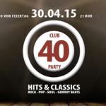 CLUB 40 PARTY - News