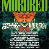 MORDRED – The Omnia MutanTour – Europe 2015
