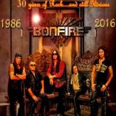 BONFIRE – Burnin' Tales 'N' Pearls – 30th Anniversary Tour 2016
