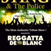 Gemeinde Neuenkirchen präsentiert: REGGATTA DE BLANC – A Tribute To THE POLICE & STING