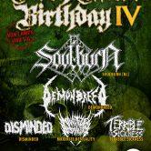 DEATH METAL BIRTHDAY IV