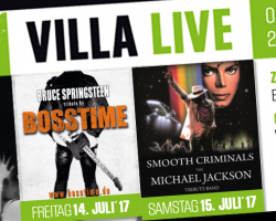 VILLA LIVE :: 4friends-Angebot ::
