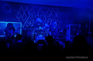 VADER, IMMOLATION & supports