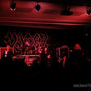 VADER, IMMOLATION & supports (8)