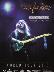 ULI JON ROTH – Tokyo Tapes Revisited – World Tour 2017 + Support HEALER