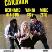 Bluesnote präsentiert: BLUES CARAVAN 2018