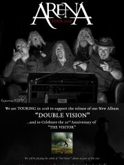 ARENA – Double Vision Tour 2018
