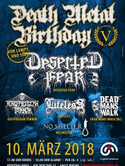 DEATH METAL BIRTHDAY V