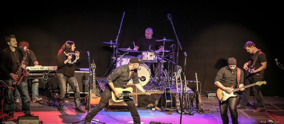 BOSSTIME – a tribute to BRUCE SPRINGSTEEN