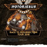 MOTORJESUS – Race To Resurrection Tour 2018