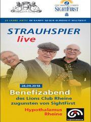 Lions Club Rheine präsentiert: STRAUHSPIER