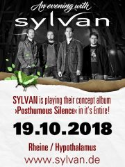 SYLVAN – 20th Anniversary Tour 2018