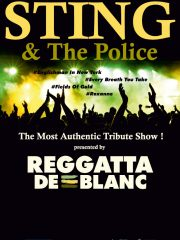 REGGATTA DE BLANC – a tribute to THE POLICE and STING