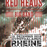 RED HEADS BIGBAND – 8. Swinging Christmas Session