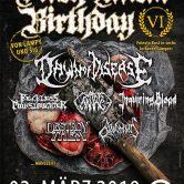 DEATH METAL BIRTHDAY VI