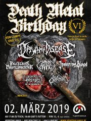 DEATH METAL BIRTHDAY VI