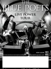 THE BLUE POETS – Live Power 2019