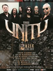 THE UNITY – Rise – Live 2019 // Support: BLACK ADDER