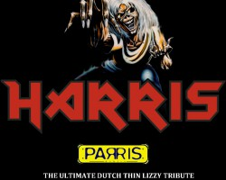 VORVERKAUF HARRIS/PARRIS