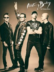 VILLA LIVE OPEN AIR präsentiert: ACHTUNG BABY – U2 Tribute Band