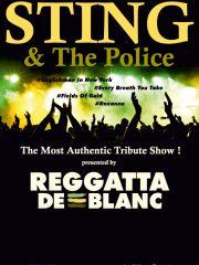REGGATTA DE BLANC – a tribute to THE POLICE & STING