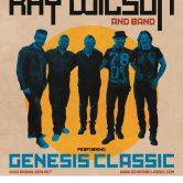 RAY WILSON & BAND – performing GENESIS Classic