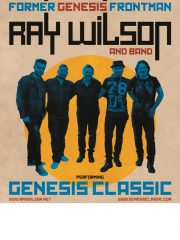 RAY WILSON & BAND – performing GENESIS Classic