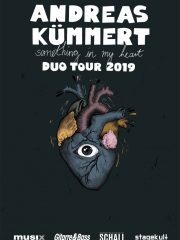 ANDREAS KÜMMERT – Something In My Heart Duo Tour 2019