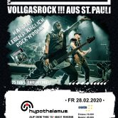 OHRENFEINDT – HALBZEIT! LEBENSLÄNGLICH ROCK'N'ROLL!
