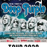 DEMON'S EYE – DEEP PURPLE In Rock – Tour 2021