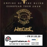 HEATHEN – Exclusive European Club Show 2020