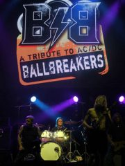 BALLBREAKERS – AC/DC Tribute Show