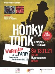 Honky Tonk® Warm Up Party Rheine